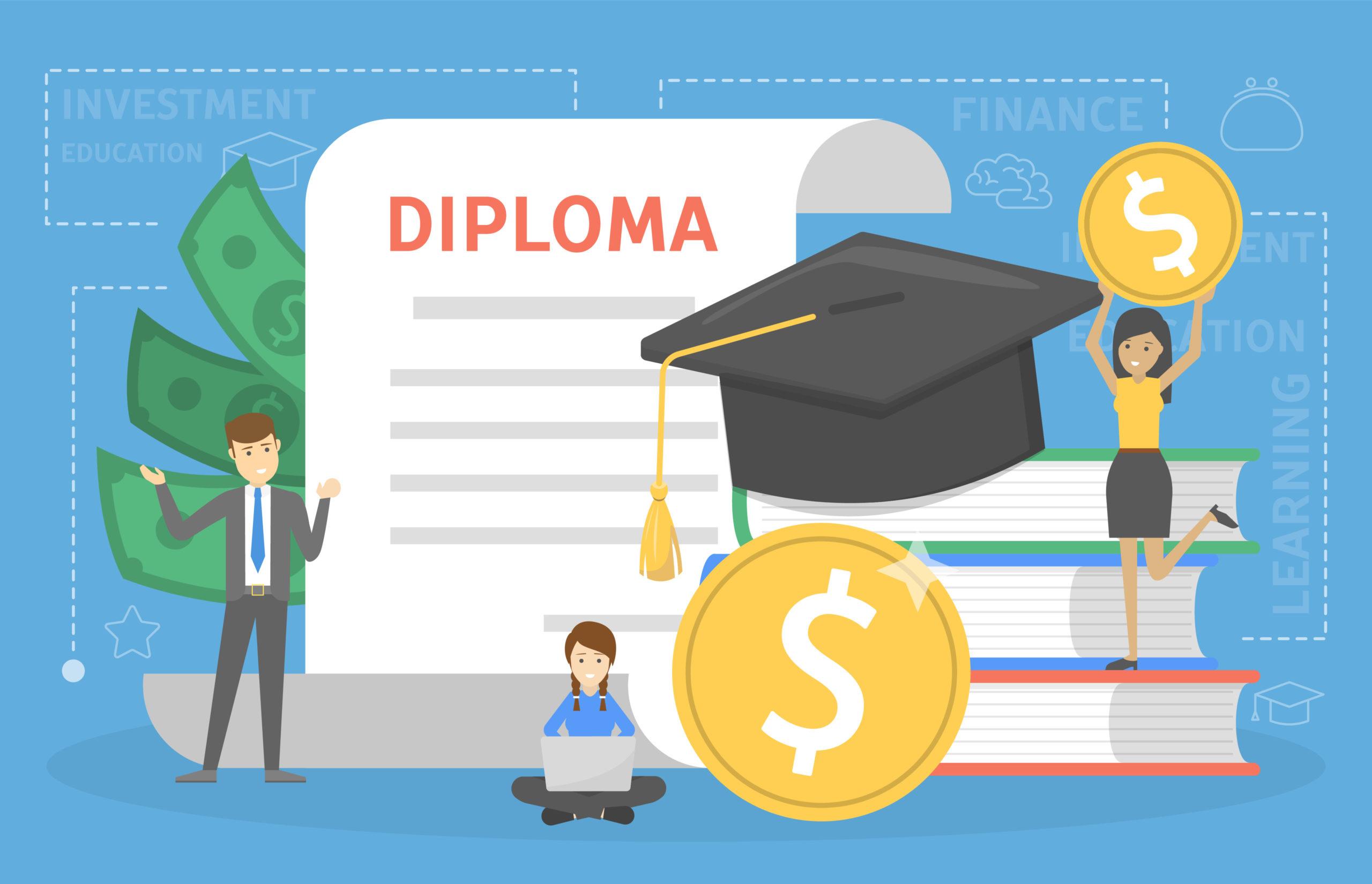 Studienabschluss und Finanzen